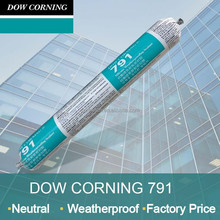 Dow Corning 791 weatherproof silicone sealant for stainless steels