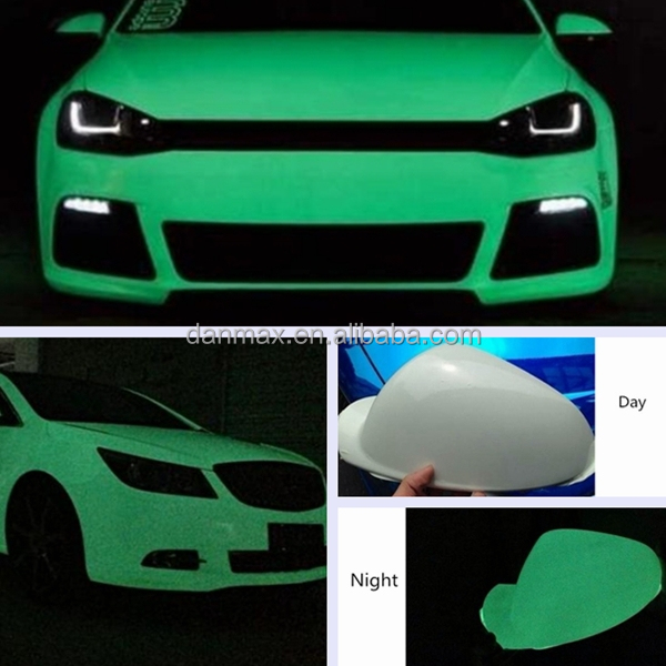 car accessories fluorescence glow in the dark car wrap buy glow in the dark car wrap glow in. Black Bedroom Furniture Sets. Home Design Ideas