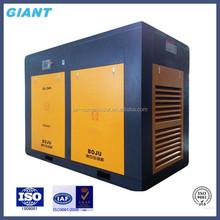 150hp jf electromotor screw air compressor high quality screw compressor