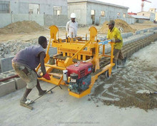 Good quality brick making machine price in india