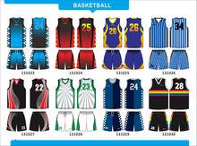 Custom Hot selling basketball Shirt2016