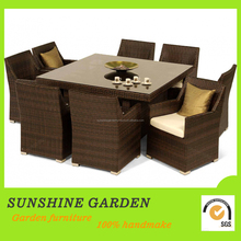 2015 Hot sale garden outdoor rattan furniture