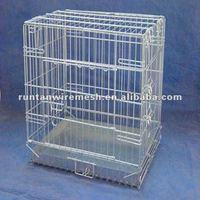 welded mesh pet cage
