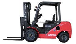 3 ton diesel forklift hot sale