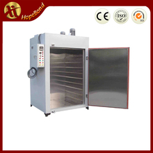 Stainless steel hot air drying oven for spinach