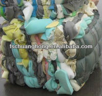 High quality PU Scrap Foam/ trim foam scrap/polyurethane foam