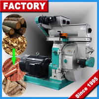 High Quality CE german biomass fuel pellet mill, wood pellet machine