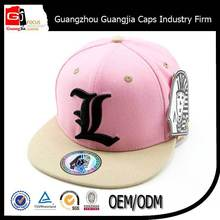 made in china high quality custom LK embroidery design snapback hats and cap