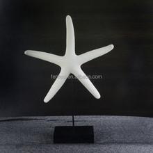 ocean series polystone starfish ornament