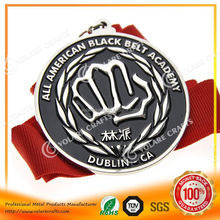 Fashionable china military medal3d die casted gold/silver/bronze medal, fast delivery