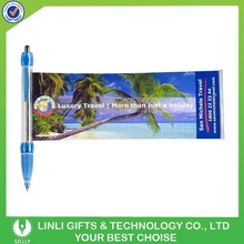 Pull Out Banner Logo Retractable Banner Pens