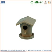 High quality wooden birds feeder, wooden bird cage for sale, small fast selling items