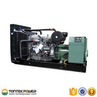 low rpm 200kva water cooled diesel generator