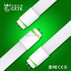 4ft. Strip With 2 Self Driving LED T8 Type Tube Lamps 18-watt (32-Watt) T8 4 FT 277v LED 5000K White Tube Light, Non-Dimmable