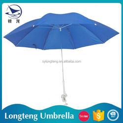 Famous Brand Eco-friendly 8 steel ribs Aluminum Straight women umbrella