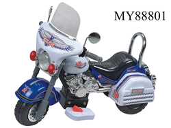12V 3-wheel motorcycle battery-powered ride-on car, motorcycle, tricycle assorted color