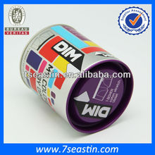 high quality paint cans wholesale &metal oil paint tin container