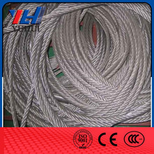 wire rope small diameter/flat steel wire rope/flat steel wire rope(manufacture)