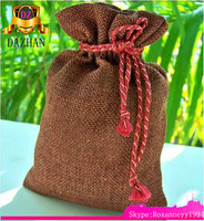 eco- friendly burlap bags for food