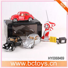2013 NEW MZ 2012 1:18 alloy rc car with battery electric classic cars HY0068469