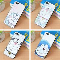 Funny cartoon doraemon tpu mobile phone case for iPhone5/5s