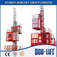 gjj passenger hoist construction lifting hoist with low price