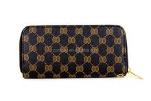 Woman pu Leather Wallet Clutch Lady Long Handbag Phone Case Money Card Case