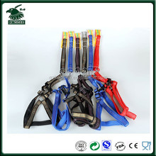 2015 Good quality Soft round braided Polyester rope Dog Leash,Collars & Leashes,pet product