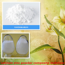 Chinese good supplier current powder Ca Zn composite stabilizer for powder