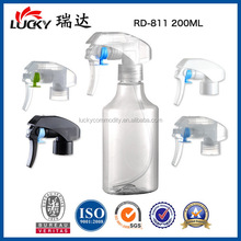 Plastic Spray Bottle with Mist Sprayer RD-811 200ML