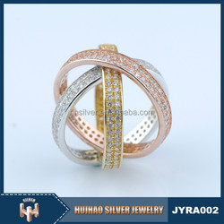 New product Wholesale fancy gold ring designs