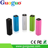Mini portable perfume 2200mAh external battery charger how to charge the power bank for Iphone, Samsung, HTC, Nokia, Xiaomi