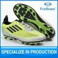 tiebao tpu caliente zapatos de fútbol