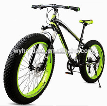"""26""""inch 8sp coloured mountain bike tires chopper bicycles for men the best snow bike"""