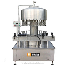 2000 capacity automatic wine filling bottling machine price