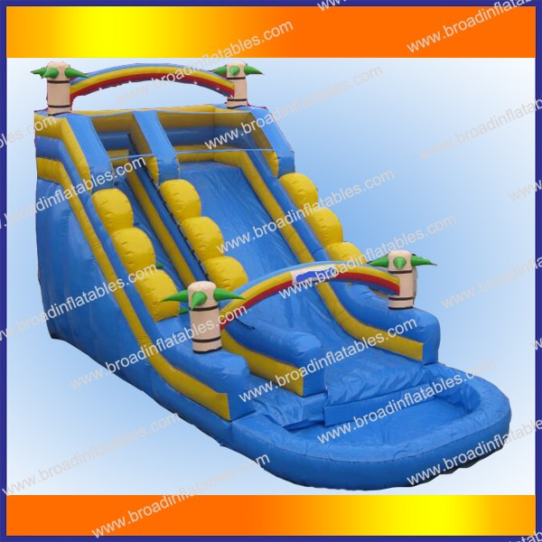 inflatable water slide002