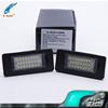 For BMW E39 E60 E82 E88 E90 5w canbus led license plate light lamp