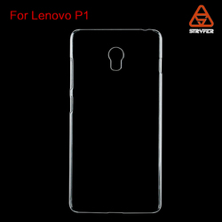 Design your own mobile phone case for Lenovo P1 phone shell ,clear plastic phone case for lenovo P1 phone cover
