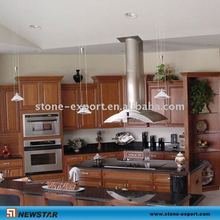 Beautiful designed kitchen top island