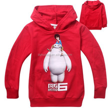 big herp six long sleeve baymax mascot costume
