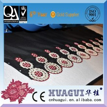 HUAGUI computer crystal setting embroidery machines for sale