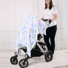 LAT BAMBOO cotton bamboo gauze blankets korean fashion organic cotton muslin swaddle blanket