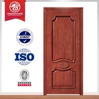 Wooden Building Doors, Solid Wood Core Armored Doors Fire-rated Entrance Armed Door
