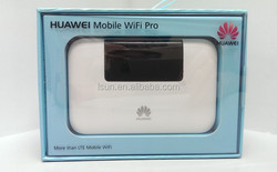 Huawei E5770, FDD TDD portable lte 4g router with sim card slot built-in battery
