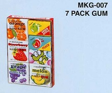 Marukawa 7-pack Bubble Gum