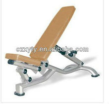 Commercial Fitness Bench Equipment, Multi Position Bench (Q37)