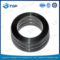 customized yg15 tungsten carbide rolls with excellent quality leading to long term cost saving made in China