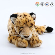 OEM custom made stuffed zoo animals in ICTI audited plush toys factory