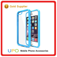 [UPO] High Quality Especial Hard Back Plastic Clear Cell Phone Case for iPhone 6