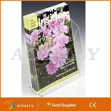 Acrylic Flyer/Magazine Display Pocket